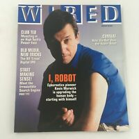 Wired Magazine February 2000 Cybernetics Pioneer Kevin Warwick, Newsstand