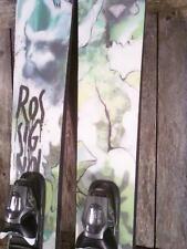 New listing Rossignol Super 7 Skis 195 cm W/ Rossignol 120 Axial 2 demo bindings. 2012 year