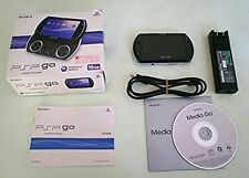 PSP go PlayStation portable go Piano Black PSP-N1000PB  from japan game F/S