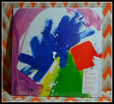 ALT-J - This Is All Yours, LTD 2LP COLORED VINYL Download Gatefold New & Sealed
