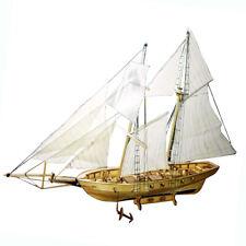 1/30 Holz Modellboot Schiffmodell   Boot Modell Modellbau