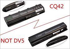 Battery for HP Compaq Presario CQ42 CQ57 CQ72 CQ56 MU06 MU09 DM4 G42 G62 DV5 DV6