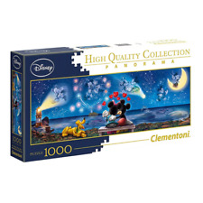 Clementoni Disney Classic Mickey & Minnie 1000 Pieces Puzzle
