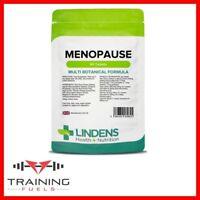 Lindens Menopause Formula 60 Tablets Hot Flushes Sage Red Clover Womens Health