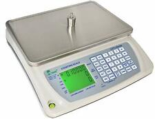Large Counting Scale Tree Lct-33 Bench Lab Food Postal 33lb x 0.001lb Kilograms