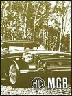 MG MGB Tourer and GT: Owners' Handbook, Ltd 9781870642521 Fast Free Shipping..