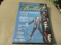 "DVD NEUF ""LES PLUS BEAUX BALLETS EN DVD, VOLUME 16 : IVAN LE TERRIBLE"""