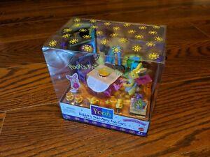 Winnie the Pooh's Friendly Places - Rabbit's Fold-Away Tea Cart - New! Sealed!