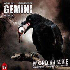 CD Mord in Serie 32: Gemini  (K151)