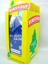 24 piezas 24 Pack Wunderbaum Ambientador Ambientador perfume aroma CEREZAS