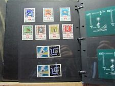 1976 OLYMPIC collection MNH souvenir sheet See 55 pages of images in description