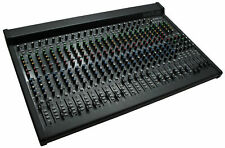 Mackie 2404Vlz4 Pro Audio Dj 24 Channel Live Sound Audio Mixer with Effects