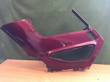 HONDA ST1100 PAN EUROPEAN RED FRONT FAIRING MIDDLE PANEL LEFT BREAKING SPARE