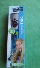 Karaoke Mic First Act Discovery New In Box