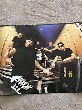 limp bizkit poster Rate Vintage Rock Heavy Rap Linkin Park