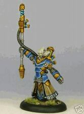 Cygnar Commander Adept Nemo Warcaster - Mint on card