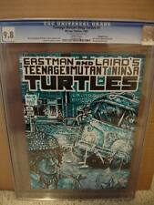 Teenage Mutant Ninja Turtles #3 CGC 9.8 Double Cover! TMNT cm