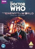 Nuevo Doctor Who - Clásico Enemy Of The World Edición Especial DVD