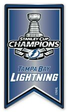 2021 NHL Tampa Bay Lightning STANLEY Tasse Champions Broche Banner Style Special