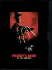 A Nightmare on Elm Street: Freddy's Dead - The Final Nightmare (DVD) NEW