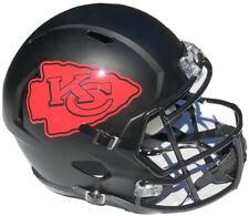 KANSAS CITY CHIEFS - Official Riddell ECLIPSE Full Size Replica Football Helmet