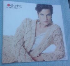 Gedifra Highlights Book 091 - German - (No English Translation) - Knitting Patt