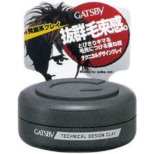 Gatsby Japan Technical Design Clay Series Hair Styling Clay (30g/1oz.)