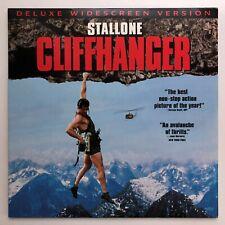 Laserdisc Cliffhanger USA