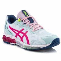 ASICS Femme de Luxe Gym Chaussures Gel-Quantum 360 6 Course Athlétisme SPORTS