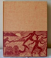 """""""Tahitian Journal"""" by George Biddle 1968 Illustrated Vintage Collectible"""