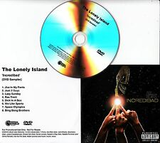THE LONELY ISLAND Incredibad Sampler 2009 UK promo only DVD
