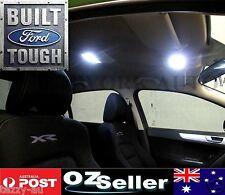Ford Falcon FG XT XR6 XR8 G6 G6E Turbo White LED Interior Light Conversion Kit