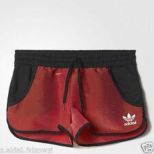 Adidas Originals Rita Ora Women Space Shifter Shorts Size UK 12 New (432)