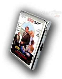 JAMES BOND - GOLDFINGER FILM  CIGARETTE CASE WITH BUILD IN LIGHTER