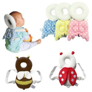 Baby Kopfschutz Kissen Kleinkind Kopfstütze Nacken Kinderschutz Fallschutz Pad
