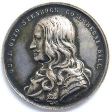[R1706] Medaille 1685, Schweden, Gustaf Otto Stenbock (1614-1685)