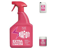 NAF Off Super Long Lasting Extra Power Pink Horse Pony Fly Repellent/Spray