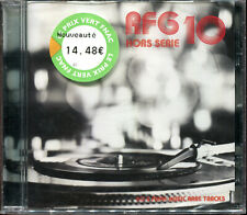 RFG HORS SERIE 10 - CD COMPILATION RARE 80'S BOOGIE FUNK - NEW SEALED NEUF CELLO