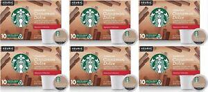 Starbucks Cinnamon Dolce Keurig K-Cups 60 Count May 2020