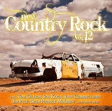 CD New Country Rock Vol.12 D'Artistes Divers