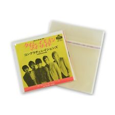 """Katta Sleeves Outer Sleeve 7 """" Single Vinyl (100 Pieces) Made in Japan New"""