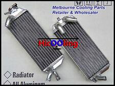 Aluminum radiator for SUZUKI DRZ400E K2/K3/K4 2005-2007 05 06 07/ DRZ400 2003