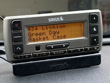 Sirius xm Satellite radio car kit Sv3 w/ active Subscription Possibly Lifetime