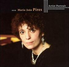 ARTIST PORTRAIT: MARIA-JOAO PIRES (NEW CD)