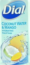 Dial Liquid Hand Soap Coconut Water & Mango Hydrating 7.5 oz