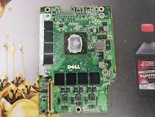 Hulics Original for Dell M6400 M6500 M7862 109-B78031-00A ATI Fire Pro M7740 1GB