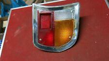 Peugeot 504 Berline Right Tailight Complete - Complet Transparent Droit - 634330