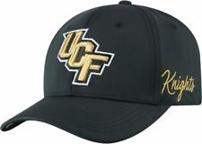 UCF Knights Hat Cap Lightweight Moisture Wicking Cloth Memory One Fit M/L NWT