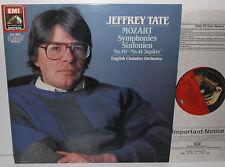 EL 27 0154 1 Mozart Symphonies Nos. 40 & 41 English Chamber Orch Jeffrey Tate