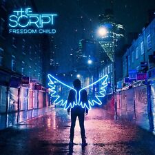THE SCRIPT - FREEDOM CHILD (DELUXE HARDBOOK EDITION)  NEW & SEALED